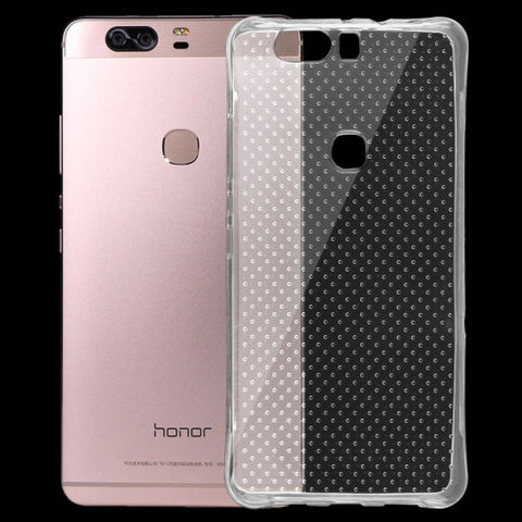 Buy Online  Huawei Honor V8 Shock-resistant Cushion TPU Protective Case(Transparent) Huawei Cases - MEGA Discount Online Store Ghana