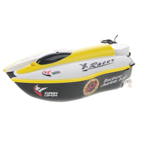 Buy Online  High Speed 27MHz Mini Remote Control Racing Boat Water Playing Toy, Size: 110mm x 54mm x 40mm(Yellow) Toys - MEGA Discount Online Store Ghana