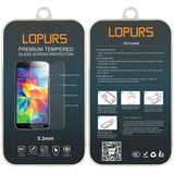 Buy Online  LOPURS 0.3mm Explosion-proof Back Screen Protector Tempered Glass Film for iPhone 6 Screen Protectors - MEGA Discount Online Store Ghana
