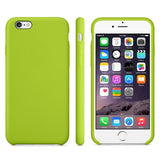 Buy Online  Anti-slip Frosted TPU Cover for iPhone 6 Plus(Green) Apple Cases - MEGA Discount Online Store Ghana