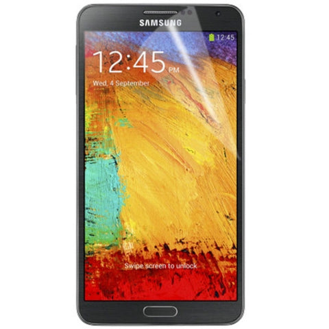 Buy Online  Clear Screen Protector for Samsung Galaxy Note III / N9000 , Japan Materials Screen Protectors - MEGA Discount Online Store Ghana