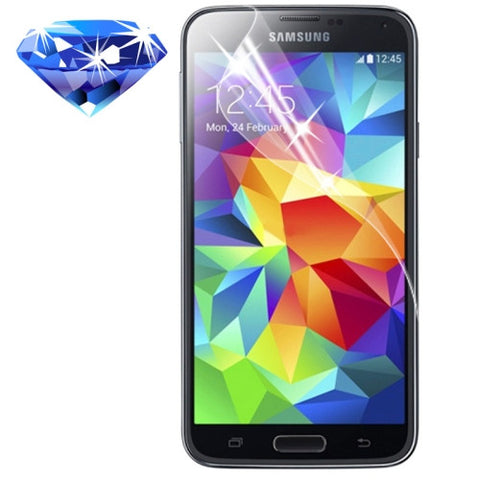 Buy Online  Screen Guard Taiwan Material Super Ultra Screen Protector for Samsung Galaxy S5 / G900, Diamond Film Screen Protectors - MEGA Discount Online Store Ghana