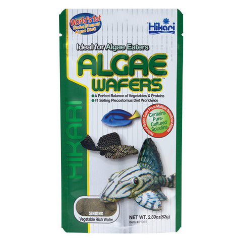 Algae Wafers - 2,89 oz