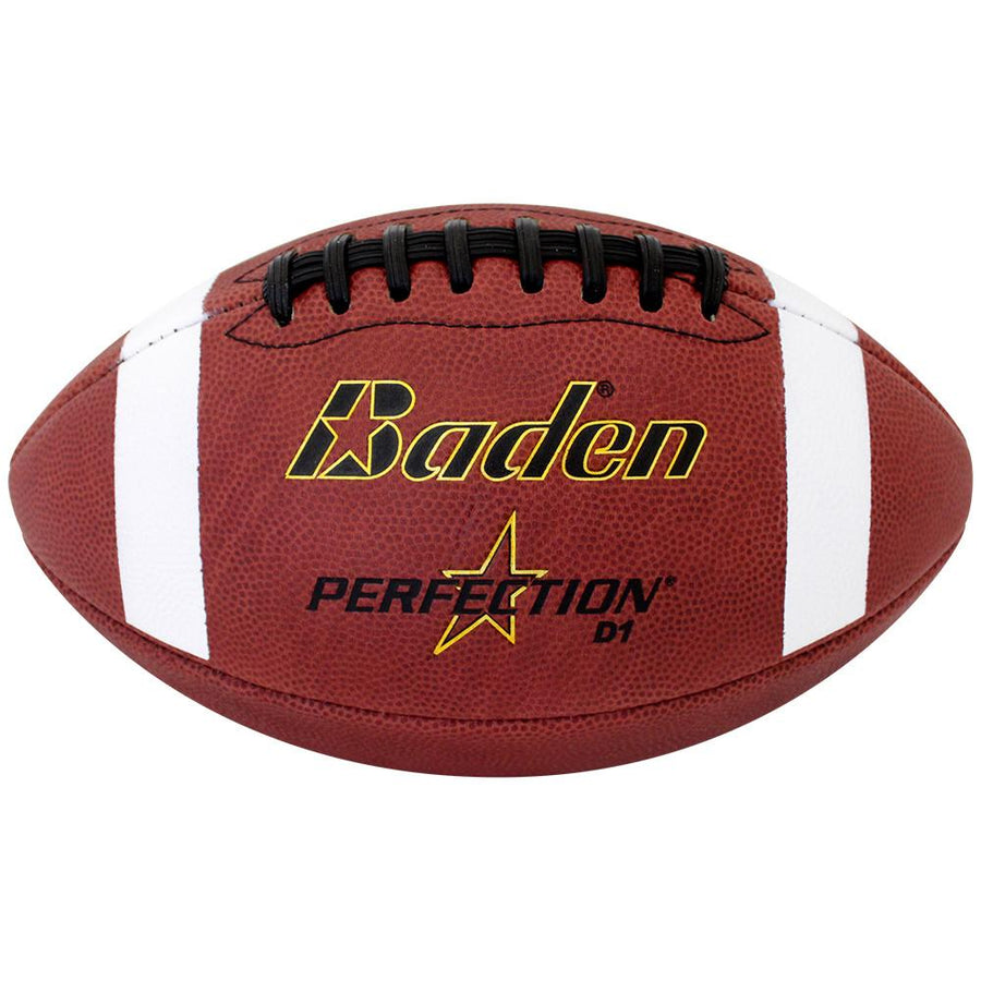 Perfection D1 Leather Game Football