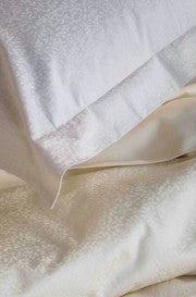 Organic Wisteria Damask Sheets ON SALE