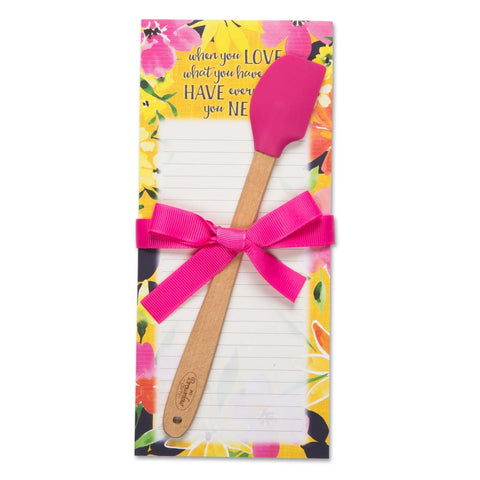 Love What You Have Kitchen Companion Spatula