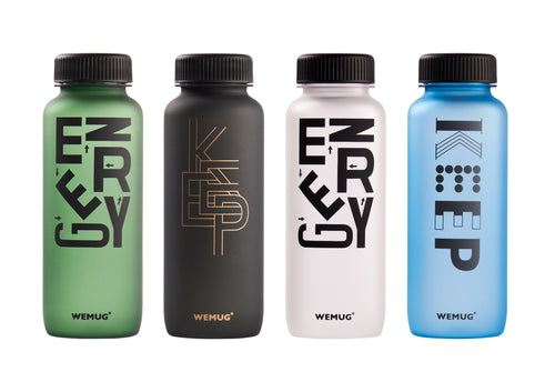 Energy & Keep Tritan BPA Free Water Bottle