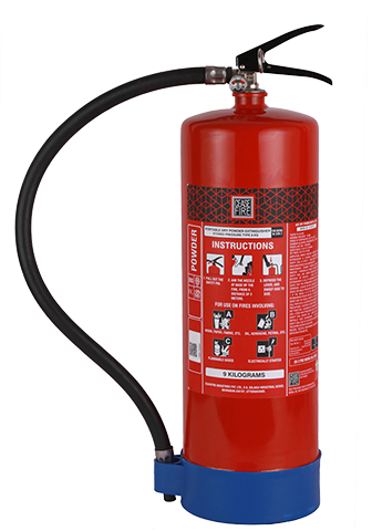Ceasefire ABC Powder MAP90 Fire Extinguisher (9Kg)