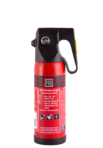 Ceasefire ABC Powder MAP 90 Based Fire Extinguisher (500 GMS)