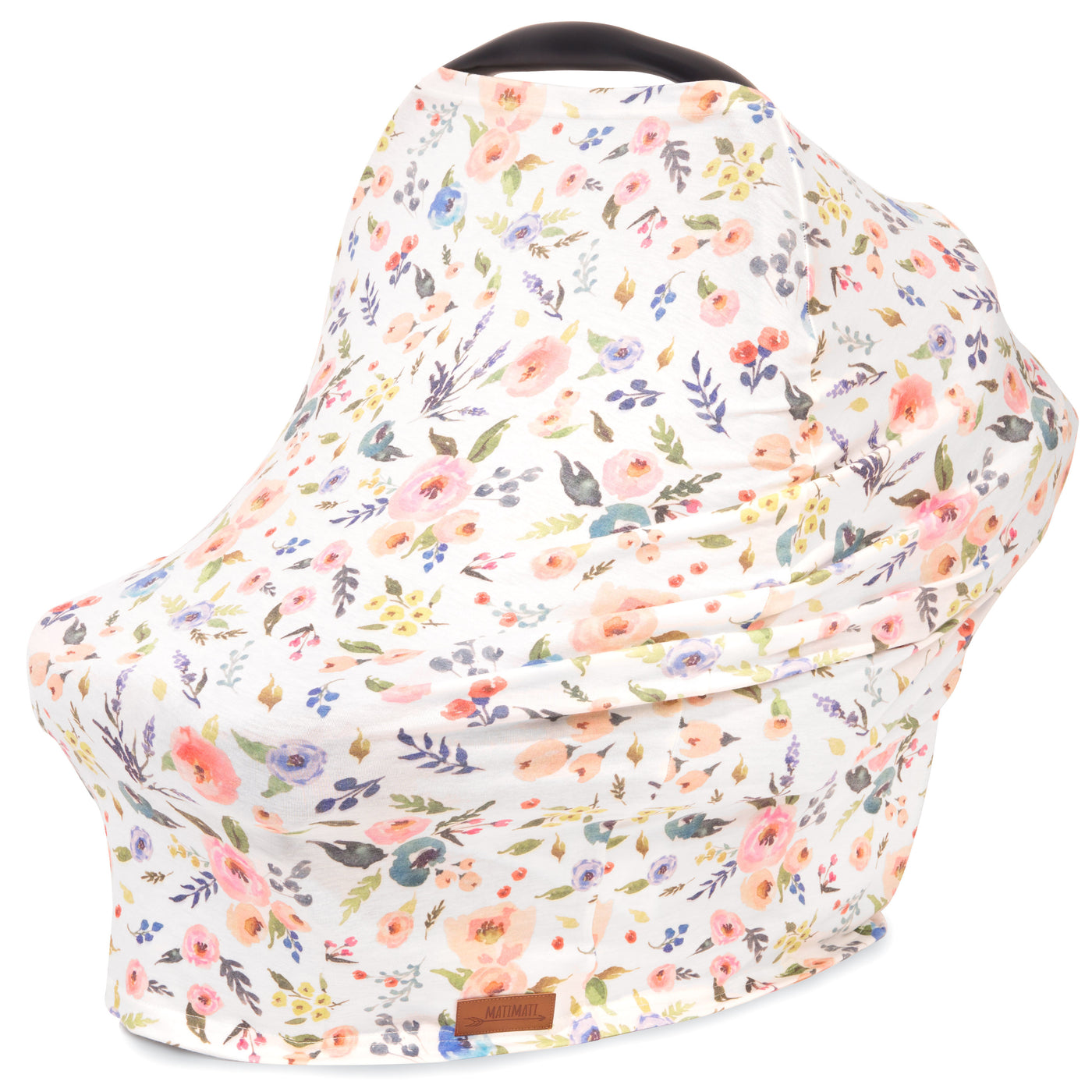5-in-1 Carseat & Nursing Cover (Flora)