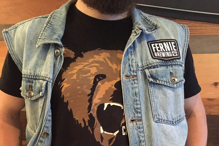 Fernie Brewing Co Patch