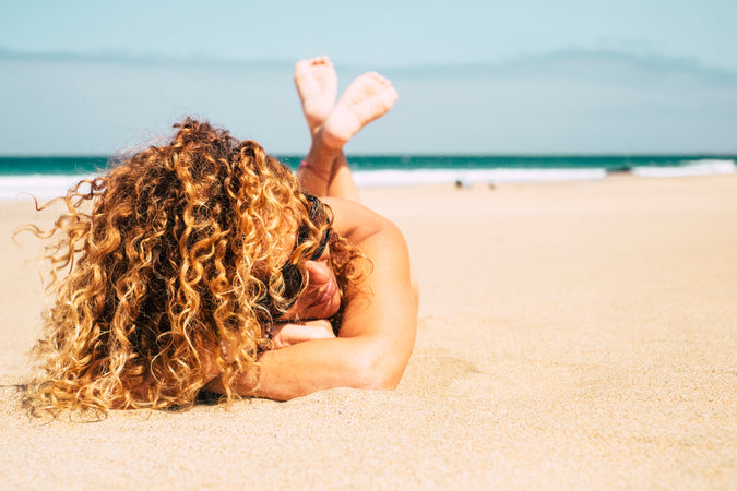 4 Ways to Get Summer Ready Curls