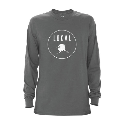 Men's Alaska Local Long Sleeve Crew