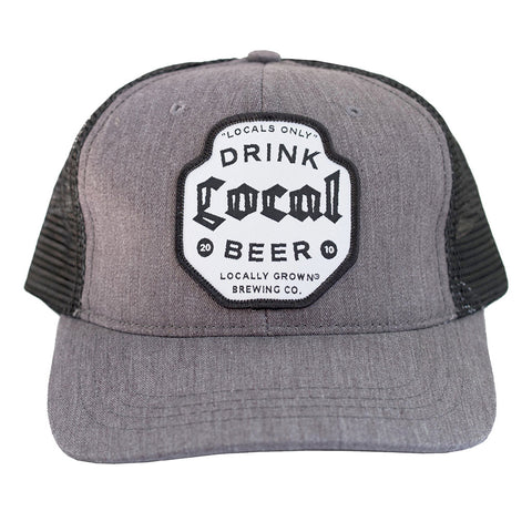 Locally Grown Clothing Co. LG Brewing Co. Trucker Cap