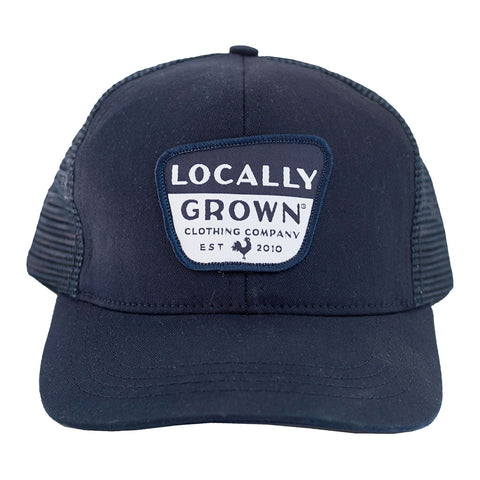 Locally Grown Clothing Co. LG Nat'l Park Trucker Cap