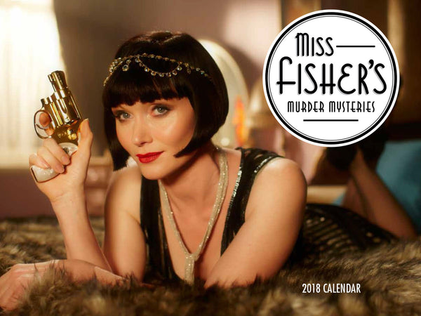 Miss Fisher 2018 Calendar