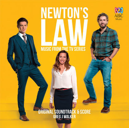 Newton's Law Original Soundtrack & Score
