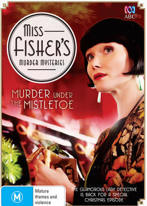 Miss Fisher DVD Series 2 Christmas Special