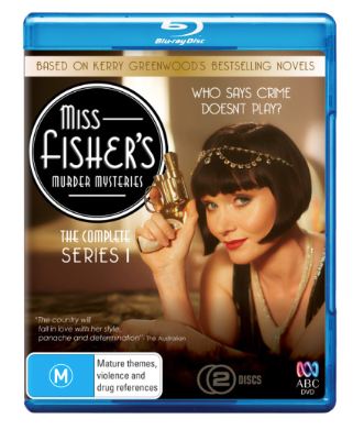 Miss Fisher Blue Ray Series 1