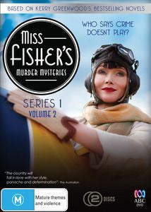 Miss Fisher DVD Series 1 Volume 2