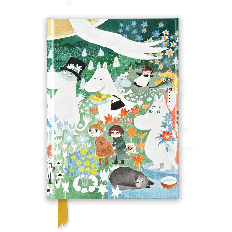 Moomin Dangerous Journey notebook - The Official Moomin Shop