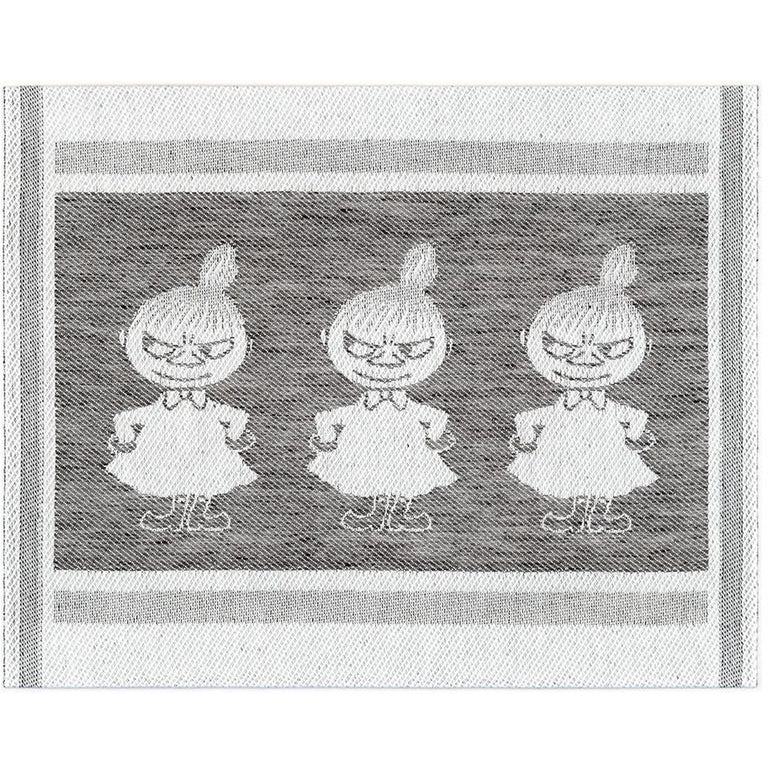 Little My dish cloth 30 x 25 cm by Ekelund - The Official Moomin Shop