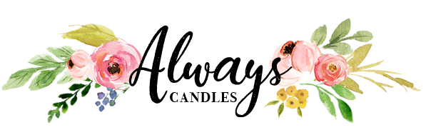 Always Gifts Personalised Candles