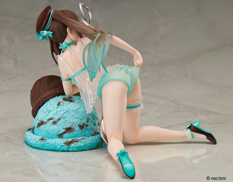 Choco Mint 1/8 Scale Figure (Tasting Girl)