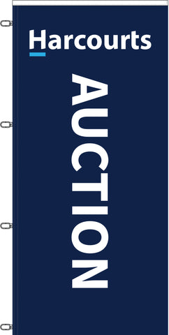Harcourts Auction  Durapole XT Flag Only