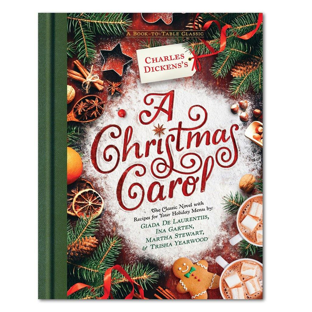 A Christmas Carol: A Book to Table Classic - Library of Congress Shop