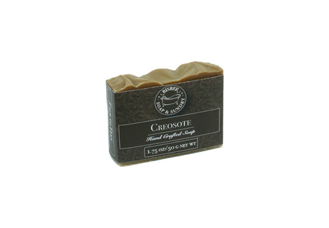 Creosote Handmade Mini Soap