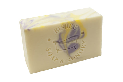 Lemon Lavender Handmade Soap