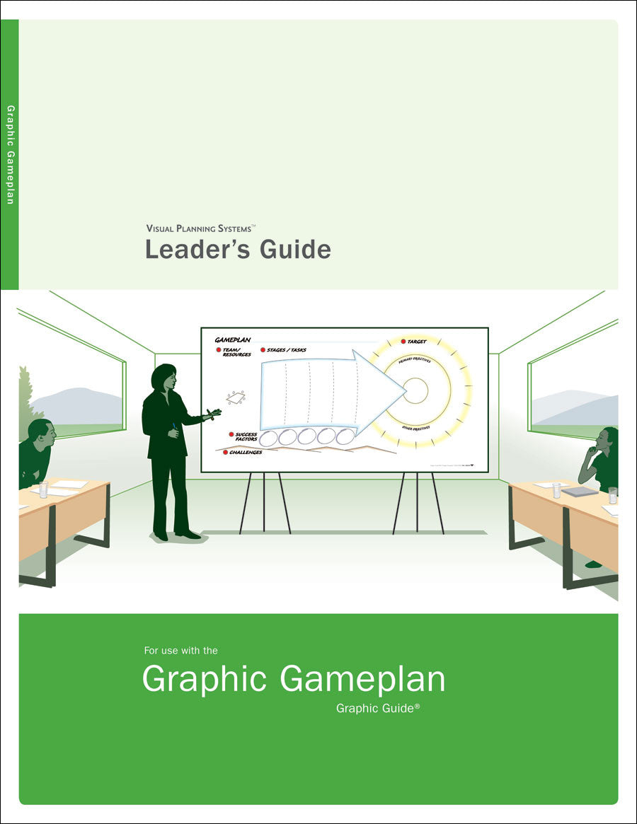 Graphic Gameplan Leader's Guide — Paper