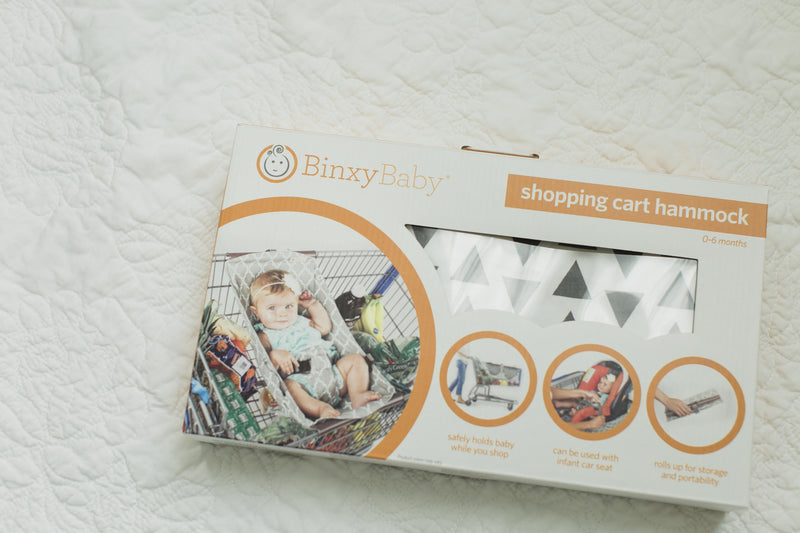 Binxy Baby | A Review + Giveaway