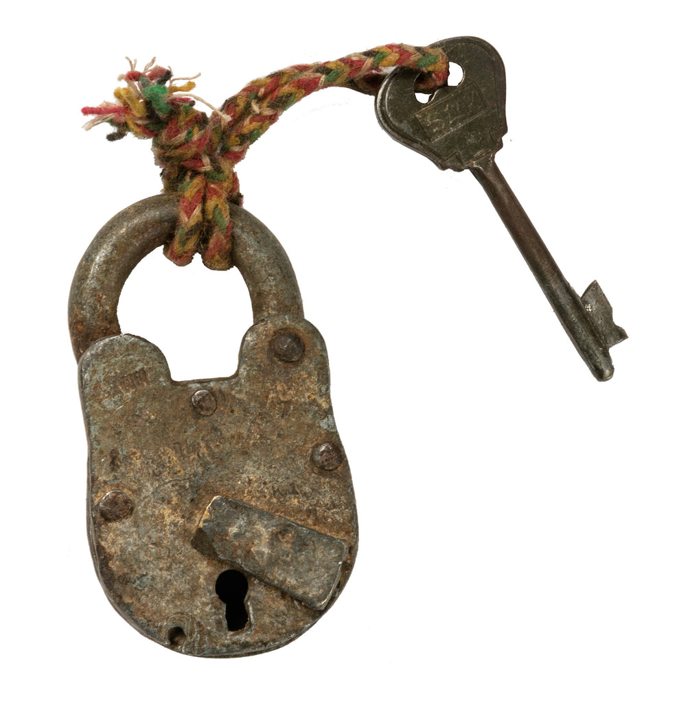 Antique Lock and Key Decor - Legacy Home Decor