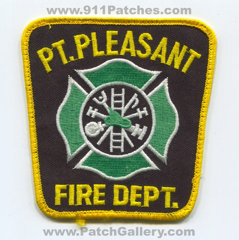 Point Pleasant Fire Department Patch New Jersey NJ
