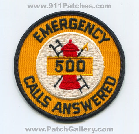 Rio Grande Fire Company 500 Emergency Calls Answered Patch New Jersey NJ