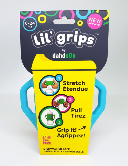 Lil' Grips Universal Silicone Handles
