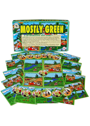 Mostly Green Cooperative Game