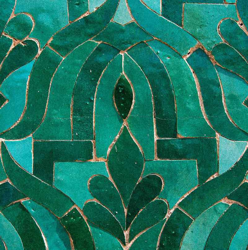 INSPIRATION - Moroccan tile