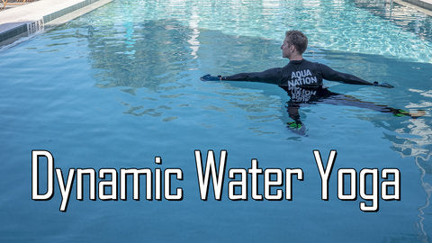 Dynamic Water Yoga