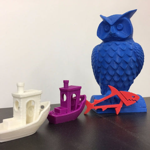 3D Design and Printing Induction Class (Machine Operations and Safety)