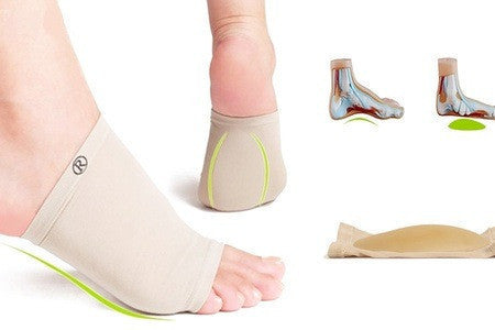 Foor Arch Support Sleeves
