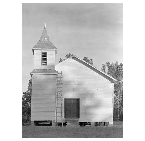Walker Evans - Church