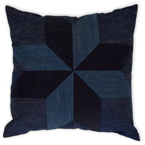 Pillow- Lone Star Patchwork