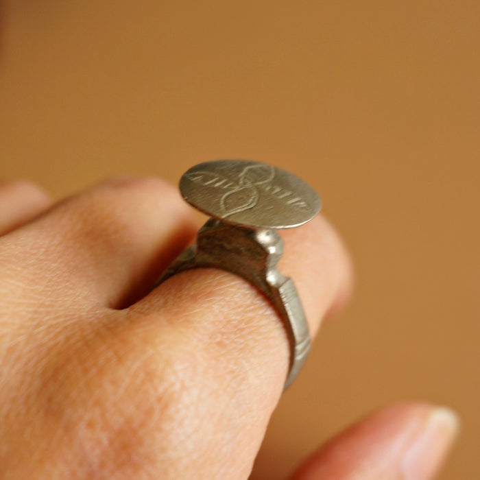 Karabo African Tuareg Ring - SOWELL JEWELRY