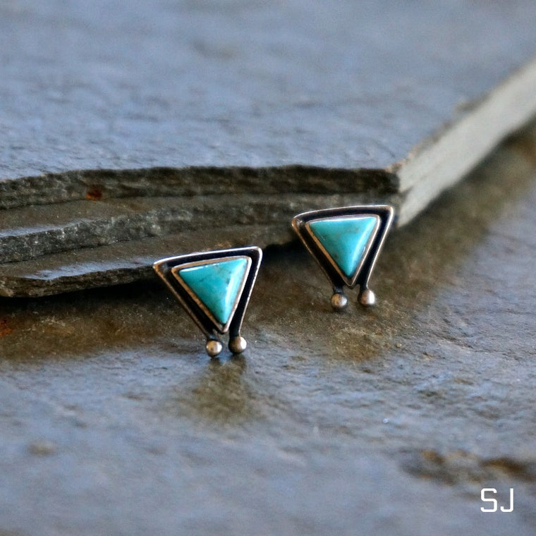 Hanale Turquoise Earrings