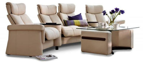 STRESSLESS HOME CINEMA LEGEND (M) SC-121 HIGH BACK PALOMA