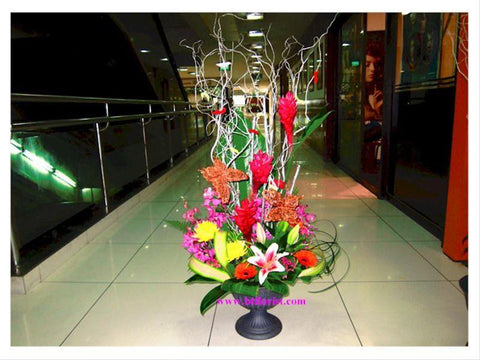 Mixed Flower Arrangement   - TBF4064