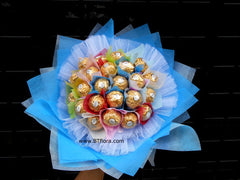 Colourful Chocolate Bouquet   - CHO1252B